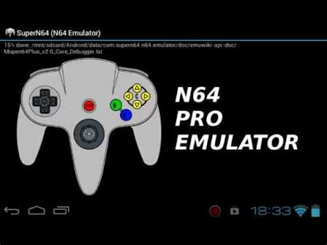android n64 emulator bester n64 emulator android for android