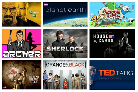 best shows of 2013 image gallery netflix shows