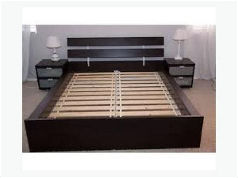 Moving Sale Ikea Hopen Queen Bed Frame Saanich Victoria Hopen Bed Frame Ikea