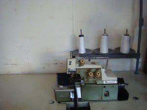 Mesin Obras Halus 4 jenis mesin obras