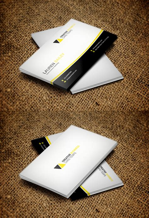 Free Creative Business Card Psd Templates by 25 Best Free Photoshop Psd Files For Designers Psd Files