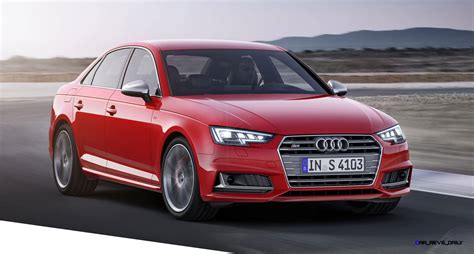 Audi S4 by 2017 Audi S4