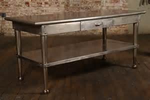 Industrial Kitchen Table Stainless Steel Remarkable Industrial Kitchen Table Stainless Steel Lovely Kitchen Design Ideas Home Interior
