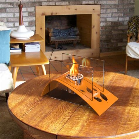fireplace coffee table indoor indoor pit table design options homesfeed