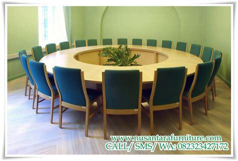 Kursi Rapat set kursi rapat lingkar mewah terbaru furniture jepara kursi sofa tamu ukir mewah almari