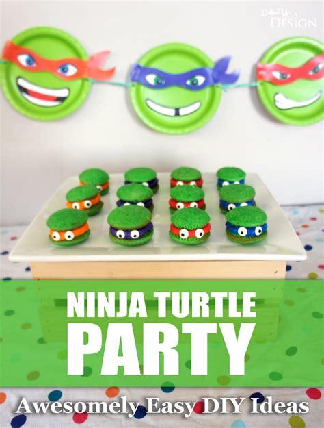 printable ninja turtle birthday banner printable ninja turtle birthday banner