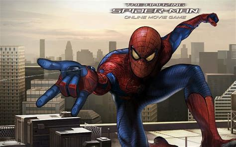 Amazing spider man game online play