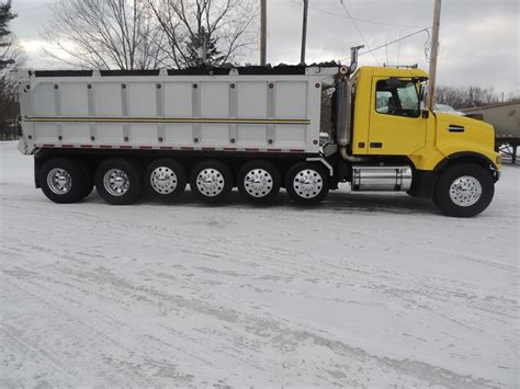 truck ohio volvo dump trucks in ohio for sale used trucks on