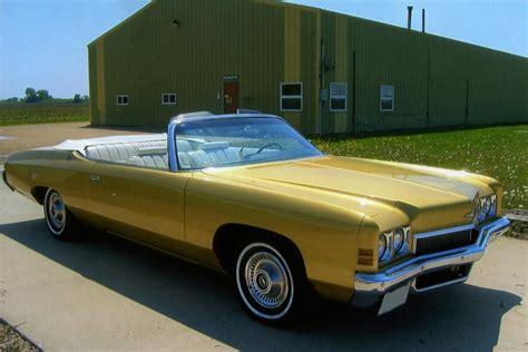 1972 chevrolet impala convertible 1972 chevrolet impala convertible 81294