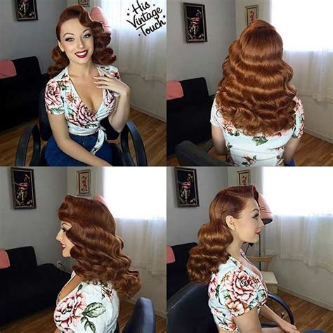 Pin Up Hairstyle by 21 Pin Up Hairstyles That Are Right Now Stayglam