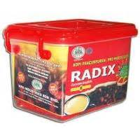 Coffee Radix radix pre mix coffee products malaysia radix pre mix