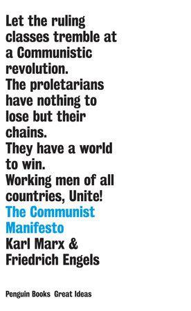 the communist manifesto penguin penguin great ideas