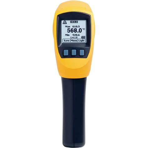 Thermometer Infrared Fluke ir thermometer fluke 568 display thermometer 50 1 40 up