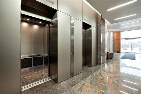 interior paint colors clad jambs available in these clean elevator door jambs levele wall cladding system