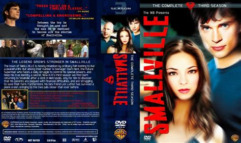 Sale Dvd Smallville Season 3 smallville season 3 custom mathieu87 tv dvd custom covers 4smallville season 3 custom