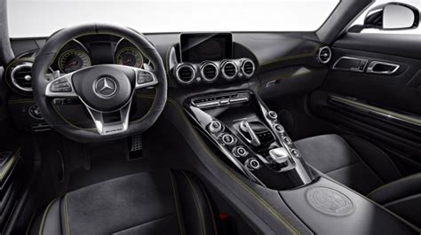 Mercedes Amg Gt Interior by 2016 Mercedes Amg Gt S Overview The News Wheel