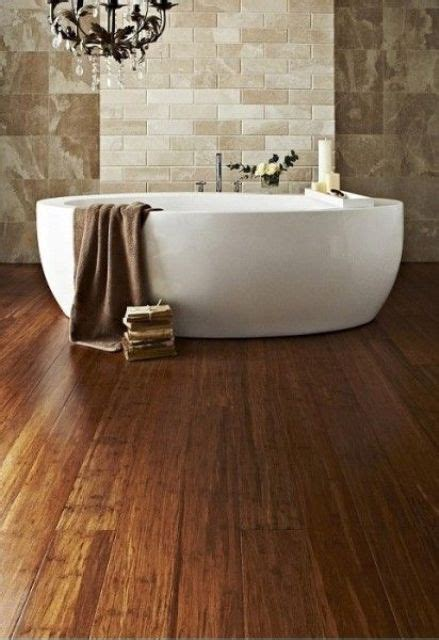 bamboo flooring in bathroom 35 bamboo flooring ideas with pros and cons digsdigs
