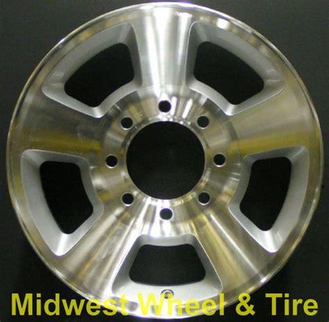 2004 dodge ram wheel bolt pattern dodge ram 3500 2187ams oem wheel 5jg15pakab oem