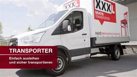 Auto Lutz by Xxxlutz Service Profitiert Unserem Transporterverleih
