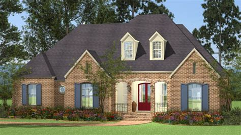 Traditional Home Plans With Photos by Traditional Two Story House With Garage Traditional