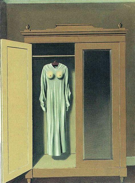 homage to mack sennett 1934 by rene magritte