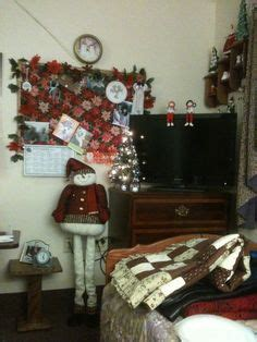 decorating a small nursing home room on