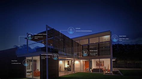 smart home wulian smart home home