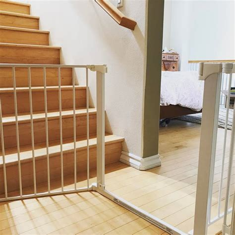 sectional gate customized sectional baby gate baby safe homes