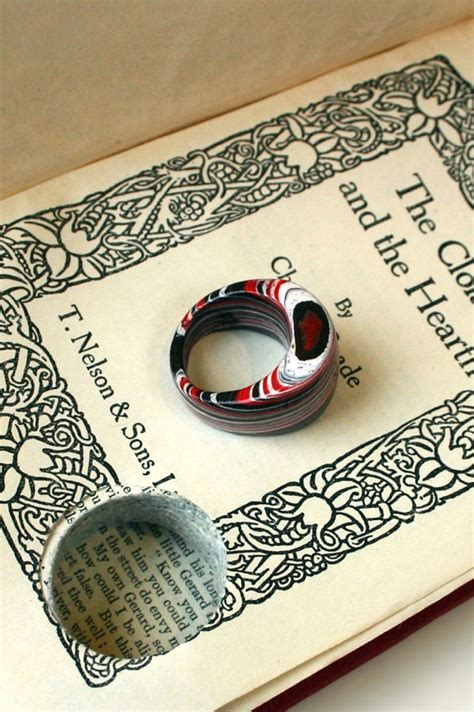 create sted jewelry books may s jewelry made from books make