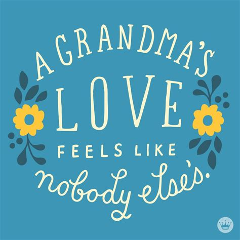 grandmother quotes the quote for a grandmother you words to