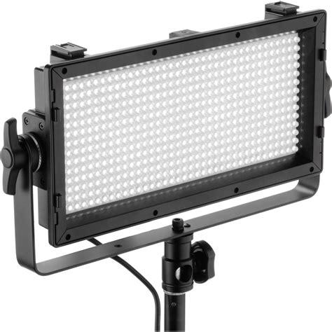 led light daylight genaray spectroled essential 500 daylight led light sp e 500d