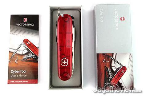 Victorinux Paket review victorinox cybertool 34 pisau lipatnya orang it