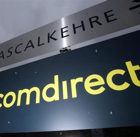 comdirect bank berlin comdirect profitiert starkem wertpapier gesch 228 ft welt