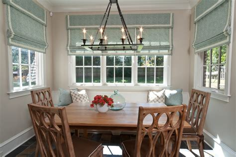 How To Save Energy And Keep The Heat Out With Blinds Dining Room Blinds