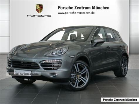 porsche truck 2013 2013 porsche cayenne diesel car photo and specs