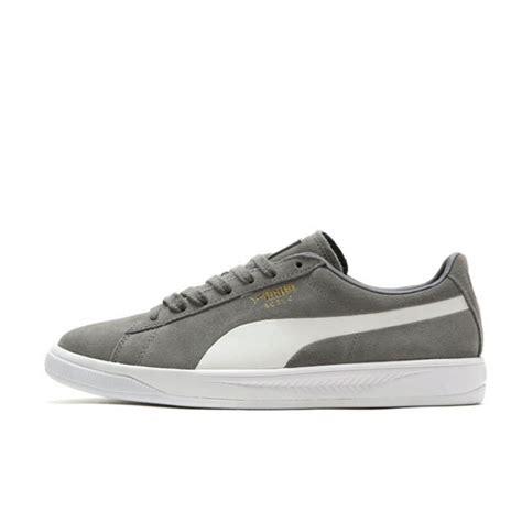 Sepatu Sneakers Suede jual sepatu sneakers suede ignite grey original