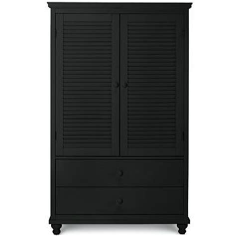 Jcpenney Armoire Furniture by Louvered Storage Armoire Jcpenney For The Home Armoires Furniture Sale And