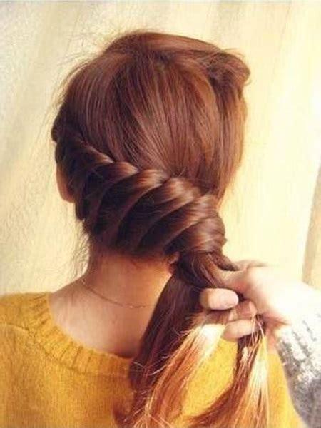 Diy Braided Hairstyles by Diy Braided Hairstyle