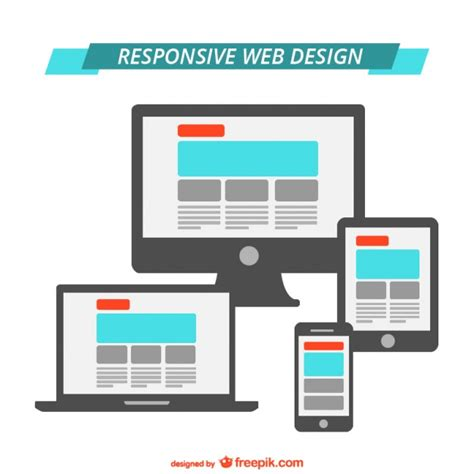 free drawing websites responsive web design flat graphics vector free