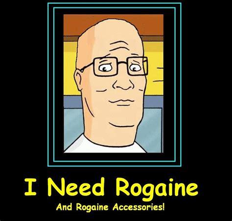 Hank Hill Memes - hank hill rogaine meme by jeffyraccoon on deviantart