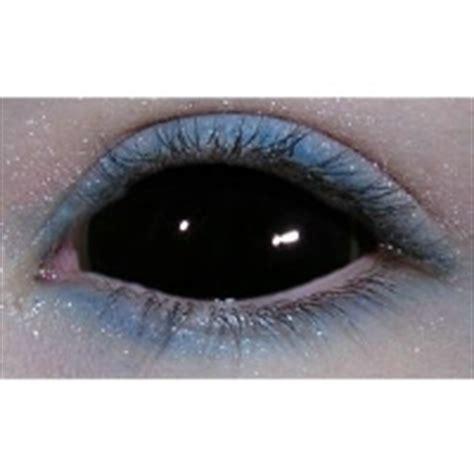 black sclera custom contact lens | vision direct