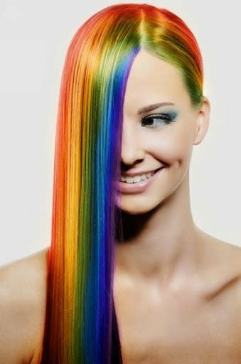 beautiful haircuts and color 40 beautiful colorful hairstyles ideas for women image
