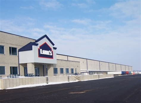 lowe s home improvement regional distribution center