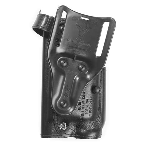 duty holsters with light safariland 6280 holster for gun with light