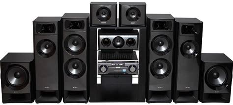 sony muteki 7 2 home theatre system model fg ht m7