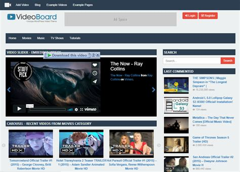 pc themes discount videoboard wordpress theme pc review 25 discount coupon