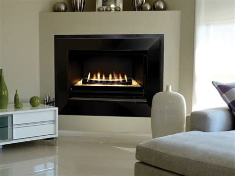 Mock Fireplace by Gas Heater Installation Walters Carpentry Gas