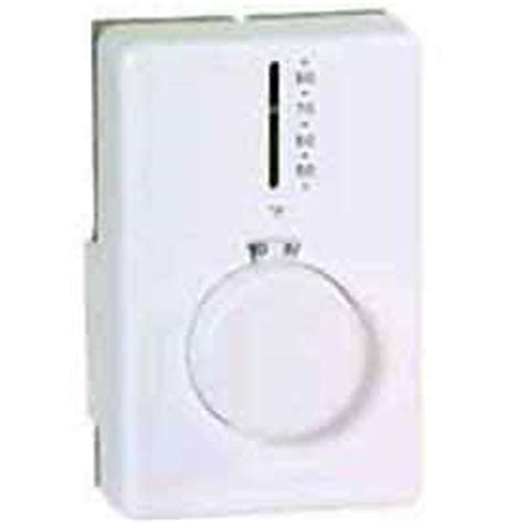 thermostat controlled electric baseboard heater hvac r controls thermostats honeywell high performance