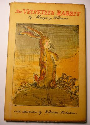 the velveteen rabbit the original 1922 edition in color books stickers and stuff the velveteen rabbit william nicholson