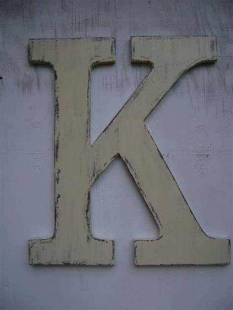 wooden letter k decor large wooden lowercase letter quot k quot wedding decor photo prop